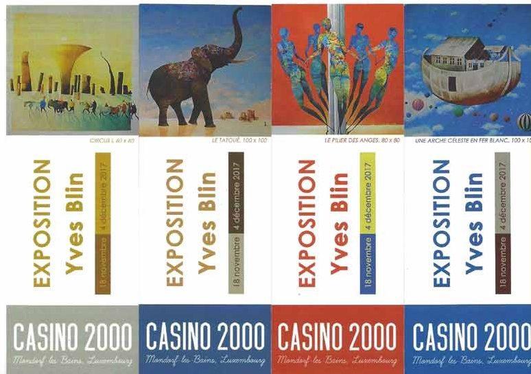 exposition Casino 2000 Mondorf les Bains