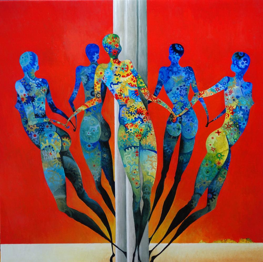 exposition au CASINO 2000 à MONDORF les BAINS